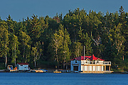 Cottage on Lake of the Woods<br /> Kenora<br /> Ontario<br /> Canada
