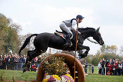 Burton Christopher, (AUS), Cooley Lands<br /> Cross country<br /> Mondial du Lion - Le Lion d'Angers 2015<br /> © Dirk Caremans<br /> 17/10/15