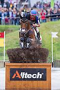 Jean Teulere, (FRA), Matelot du Grand Val - Eventing Cross Country test - Alltech FEI World Equestrian Games™ 2014 - Normandy, France.<br /> © Hippo Foto Team - Leanjo de Koster<br /> 30/08/14