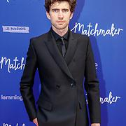 NLD/Amsterdam/20180418 - Premiere De Matchmaker, Benja Bruining