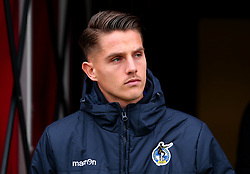 Tom Nichols of Bristol Rovers - Mandatory by-line: Robbie Stephenson/JMP - 27/01/2018 - FOOTBALL - The Keepmoat Stadium - Doncaster, England - Doncaster Rovers v Bristol Rovers - Sky Bet League One