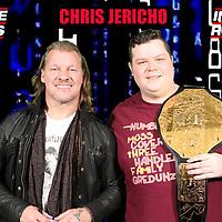 Chris Jericho ( Glasgow)