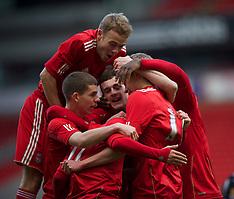110108 Liverpool U18 v Palace U18