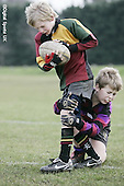 London Wasps Coach Class at Windsor RFC. Tues 17-2-09. U8s and U9s