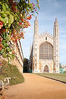 King's College Chapel, Cambridge University