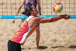 23-08-2019 NED; DELA NK Beach Volleyball Qualification, Scheveningen<br /> First day NK Beachvolleyball / Pieter Glerum