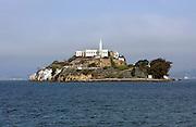 US-SAN FRANCISCO: Alcatraz, former prison on an island in the San Francisco Bay. PHOTO:  GERRIT DE HEUS