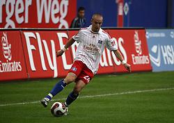 Football - soccer: germany first division, 1. Bundesliga, 2007/2008, Hamburger SV (HSV) - VfL Wolfsburg, .Miso Brecko (HSV) .copyright: SPORTIDA / HOCH ZWEI / Henning Angerer