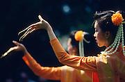 Traditional Thai dance.