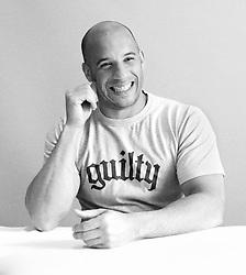 June 21, 2016 - Hollywood, California, U.S. - Vin Diesel promoting his new film, ''Find me guilty'' in Hollywood, .March 6, 2006. Copyright 2006 Armando Gallo / Retna.*No Italy  (Credit Image: © Armando Gallo via ZUMA Studio)