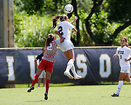 FIU Women's Soccer Vs. Hilltopers 2012