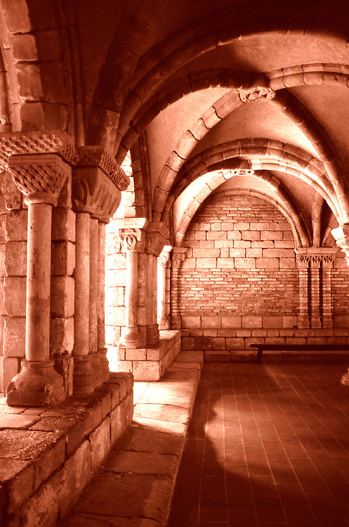 Arches and archway