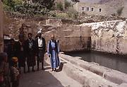 Ronald Lewcock Yemen