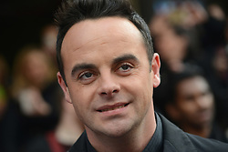 Britain's Got Talent. Anthony McPartlin (Ant and Dec) arrives to Britain's Got Talent at Hammersmith Apollo. Hammersmith Apollo, London, United Kingdom. Tuesday, 11th February 2014. Picture by Peter Kollanyi / i-Images<br />