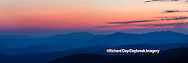 66745-046.05 Sunset at Clingmans Dome Great Smoky Mountains NP, TN