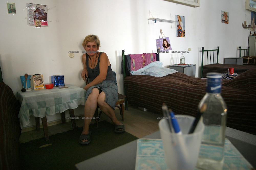 Woman prison in Tbilissi, Georgia.