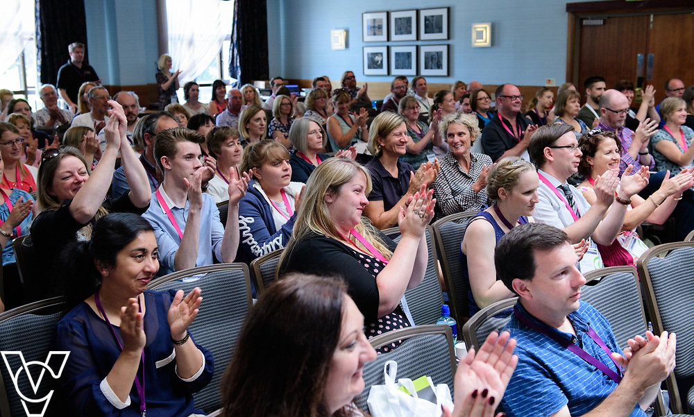 Lincolnshire Music Service's Lincolnshire Music Education Conference 2017 held at Belton Woods Hotel.<br /> <br /> Picture: Chris Vaughan Photography<br /> Date: July 10, 2017