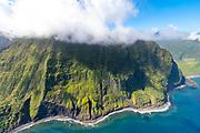 North Shore, Molokai, Hawaii