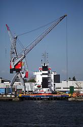 NETHERLANDS AMSTERDAM 11MAY11 - Dry dock 1 at the port of Amsterdam, Netherlands...Photo by Jiri Rezac