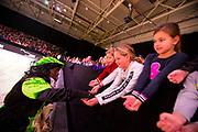 Zwarte Piet - Publiek<br /> Jumping Indoor Maastricht 2018<br /> © DigiShots