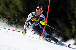 FELLER Manuel of Austria during the 1st Run of Men's Slalom - Pokal Vitranc 2014 of FIS Alpine Ski World Cup 2013/2014, on March 9, 2014 in Vitranc, Kranjska Gora, Slovenia. Photo by Matic Klansek Velej / Sportida