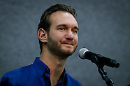 Nick Vujicic 13 Dec 2016