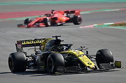 February 28, 2019 - Barcelona, Catalonia, Spain - the Renault of Nico Hulkenberg during the Formula 1 test in Barcelona, on 28th February 2019, in Barcelona, Spain. (Credit Image: © Joan Valls/NurPhoto via ZUMA Press)