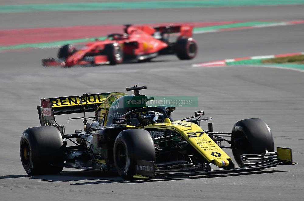 February 28, 2019 - Barcelona, Catalonia, Spain - the Renault of Nico Hulkenberg during the Formula 1 test in Barcelona, on 28th February 2019, in Barcelona, Spain. (Credit Image: © Joan Valls/NurPhoto via ZUMA Press)