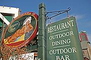 Historic Logan Lodge Sign, New Hope, Bucks Co., PA