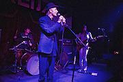 BP Fallon performing at SXSW 2014, Austin, Texas, March 12, 2014.
