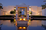 The Chedi Hotel, Muscat, Oman, Arabian Peninsula