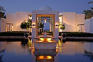 The Chedi Hotel, Muscat, Oman, Arabian Peninsula