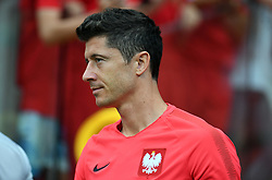 Last training of Poland National Team before tomorow friendly game with Lituania in Warsaw at the National Stadium, June 11, 2018..o/p Robert Lewandowski (Poland) (Credit Image: © Maciej Gillert/Xinhua via ZUMA Wire)