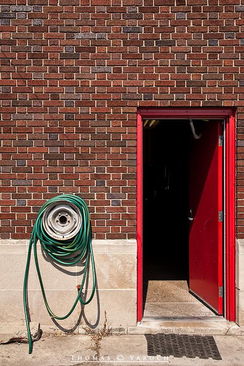 Detroit Fire Station Engine 52 & Ladder 31