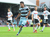 Football - 2016 /2017 Championship - Fulham vs Queens Park Rangers<br /> <br /> Massimo Luongo of QPR at Craven Cottage<br /> <br /> <br /> Credit : Colorsport / Andrew Cowie