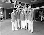 1976 - 05/07 Olympic Team Leave Dublin Airport