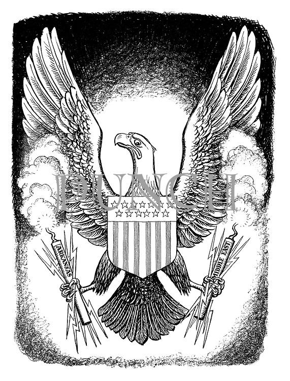 (America's Predicament.)