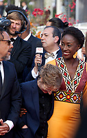 Alejandro Gonzalez Inarritu, Kelly Reichardt and Maimouna N'Diaye at the closing ceremony and The Specials film gala screening at the 72nd Cannes Film Festival Saturday 25th May 2019, Cannes, France. Photo credit: Doreen Kennedy