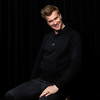 "Joonas Suotamo poses for a portrait at the ""Solo: A Star Wars Story"" Portrait Session on Saturday, May 12, 2018, in Pasadena, CA. (Photo by Willy Sanjuan/Invision/AP)"