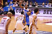 DESCRIZIONE : Milano Coppa Italia Final Eight 2014 Quarti di Finale Enel Brindisi Umana Venezia<br /> GIOCATORE : Jerome Dyson<br /> CATEGORIA : Schema<br /> SQUADRA : Enel Brindisi<br /> EVENTO : Beko Coppa Italia Final Eight 2014<br /> GARA : Enel Brindisi Umana Venezia<br /> DATA : 07/02/2014<br /> SPORT : Pallacanestro<br /> AUTORE : Agenzia Ciamillo-Castoria/A.Scaroni<br /> Galleria : Lega Basket Final Eight Coppa Italia 2014<br /> Fotonotizia : Milano Coppa Italia Final Eight 2014 Quarti di Finale Enel Brindisi Umana Venezia<br /> Predefinita :