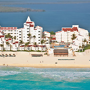 Aerial View of the Royal Solaris Hotel.<br />
