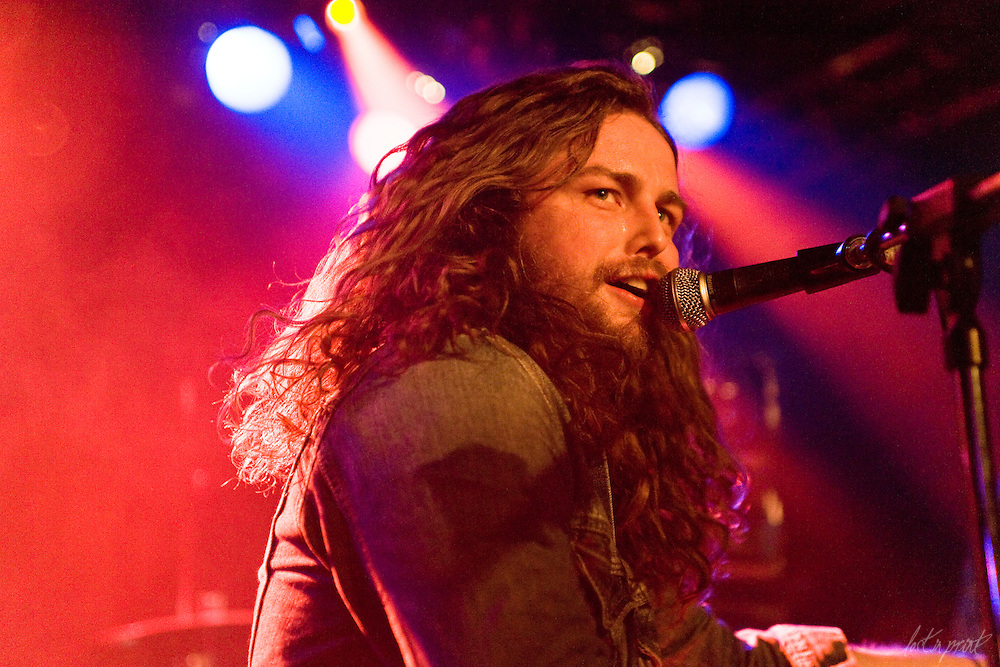 J Roddy Walston and The Business at Double Door in Chicago, IL on March 12, 2011