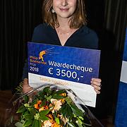 NLD/Hilversum/20181213 - Uitreiking Philip Bloemendal Prijs 2018, Saskia Houttuin