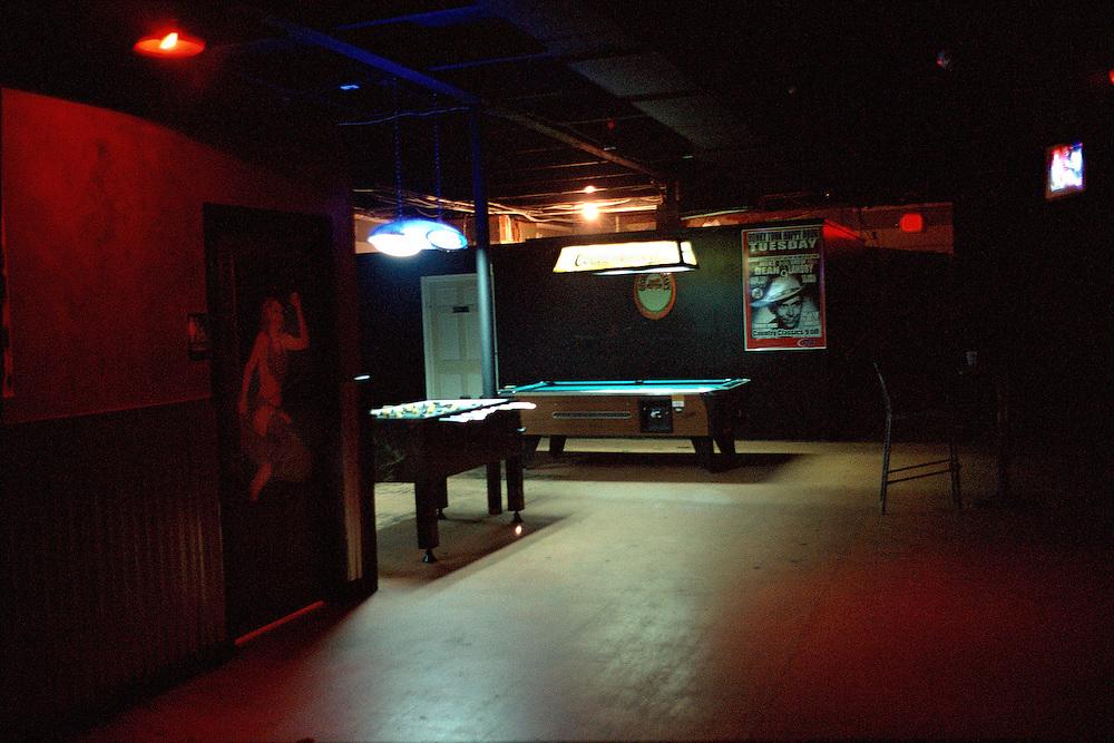 Bar. Tuscon, Arizona, USA.