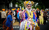Sikh Protest - London
