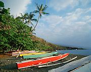 Ho'okena Beach, Island of Hawaii, Hawaii, USA<br />