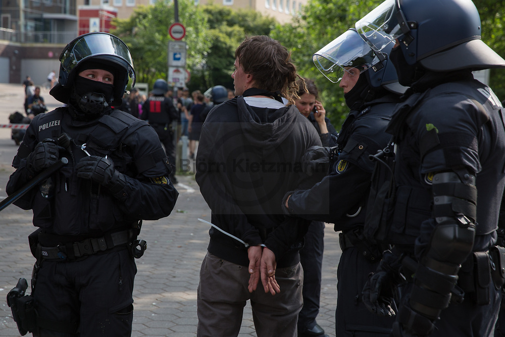 Hamburg, Germany - 07.07.2017<br />