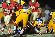 Lafayette High vs. Tupelo in Oxford, Miss. on Friday, August 22, 2014. Tupelo won the season opener 20-0.
