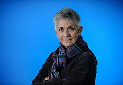Pictured: Celebrated Scottish crime writer Denise mina at the Book Festival.<br /> <br /> © Dave Johnston / EEm