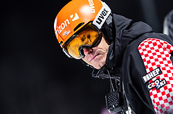 "29.01.2019, Planai, Schladming, AUT, FIS Weltcup Ski Alpin, Slalom, Herren, im Bild Ivica Kostelic (CRO) // Ivica Kostelic of Croatia during the men's Slalom ""the Nightrace"" of FIS ski alpine world cup at the Planai in Schladming, Austria on 2019/01/29. EXPA Pictures © 2019, PhotoCredit: EXPA/ JFK"